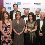 Pictured at the awards evening at London's Hurlingham Club:  left to right front row:  LawNet team members Felicity Towers, Nicolle Warren, Helen Hamilton Shaw, Chris Marston.  Back row: Graham Ford, Peter Riddleston and George Coombes of LawNet with Andrew Roberts of Law League, Jim Smith of Shopper Anonymous and LawNet board member James Couzens of Parrott & Coales